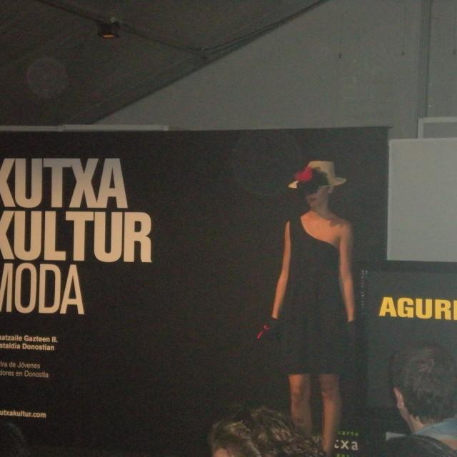 Kutxa Kultur moda DONOSTIA