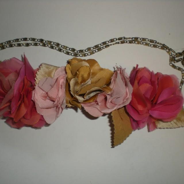 cinturones de flores agurital