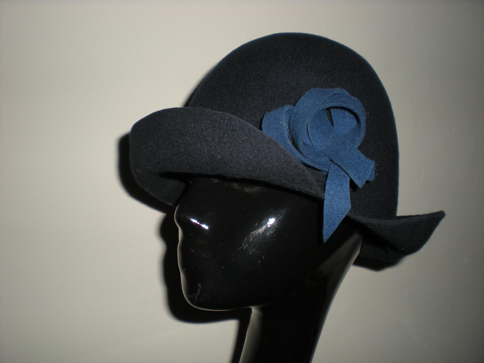 fieltro azules