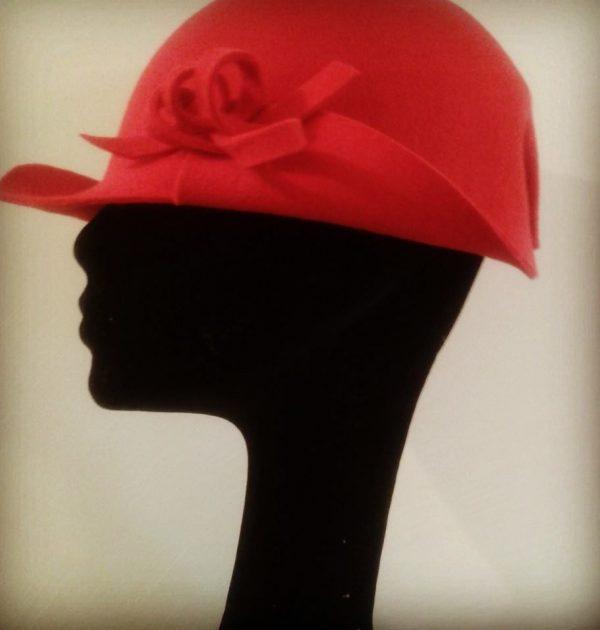 Sombrero gorri