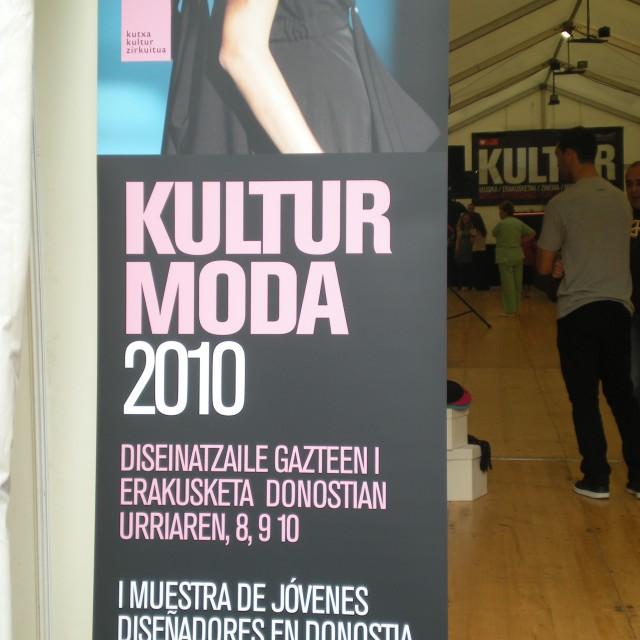 2010 Kultur Moda Donostia